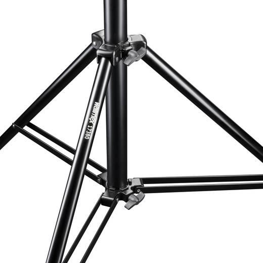 Lampenstativ Walimex Pro Arbeitshöhe= 120 - 355 cm