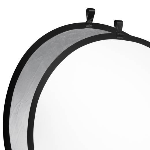 Reflektor Walimex faltbar silber/weiß (Ø) 107 cm 1 St.