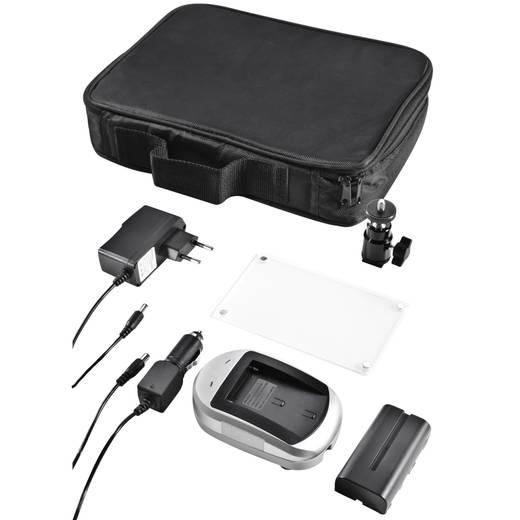 LED Videoleuchte Walimex Pro 17769 Anzahl LEDs=144 Bi-Color
