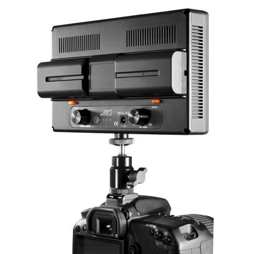 LED Videoleuchte Walimex Pro 17813 Anzahl LEDs=312 Bi-Color