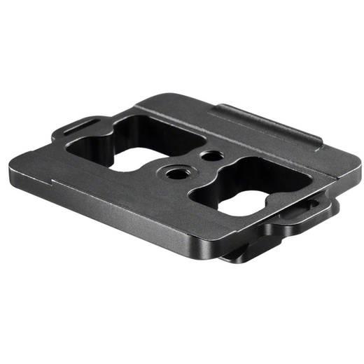 KIWIfotos CP-7D(B) Schnellwechselplatte Grip BG-E7