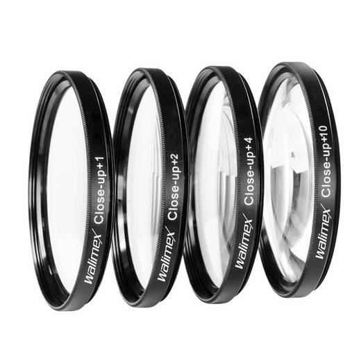 Makrolinsen-Set Walimex 72 mm
