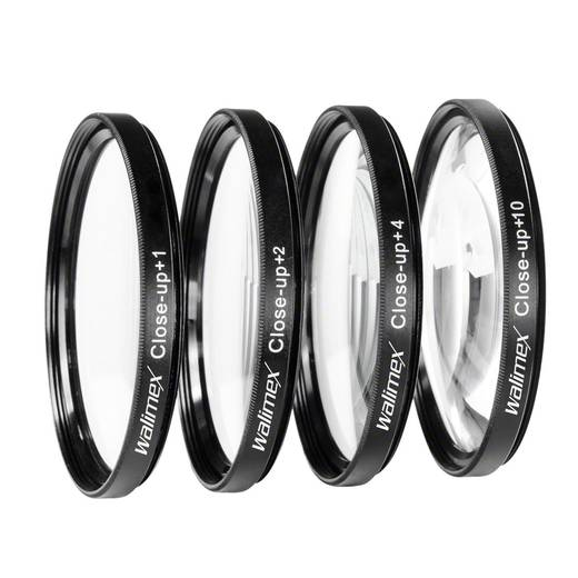 Makrolinsen-Set Walimex 77 mm