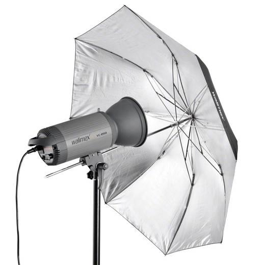 Lichtschirm Walimex Pro Mini schwarz/silber (Ø) 91 cm 1 St.