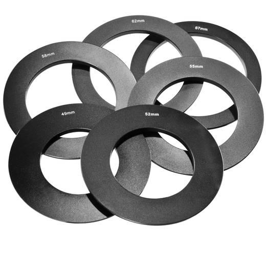 Ringblitz Walimex Pro Makro Ringblitz Leitzahl bei ISO 100/50 mm=14