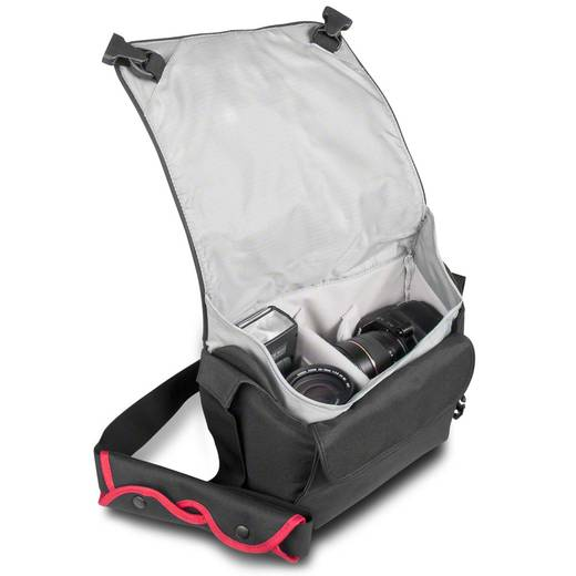 Kameratasche Mantona Cool Bag Innenmaß (B x H x T) 175 x 27 x 115 mm