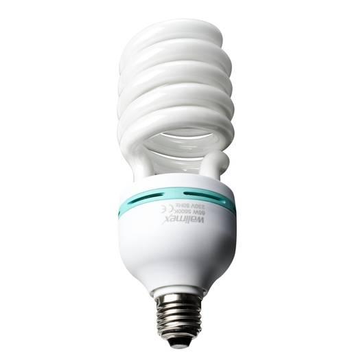 walimex Spiral-Tageslichtlampe 65W entspricht 325W