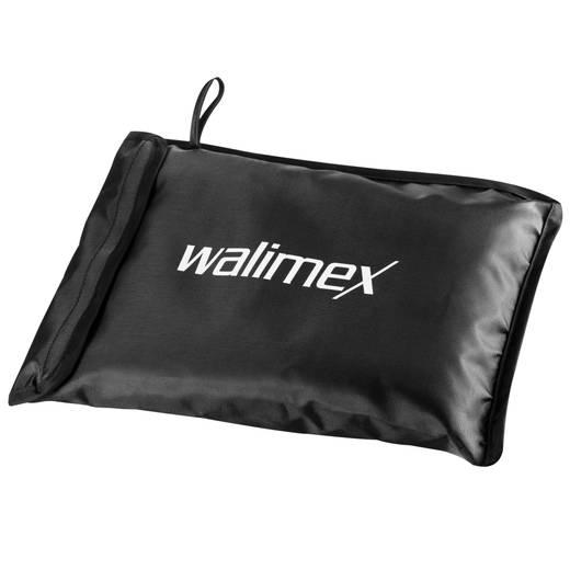 walimex Durchlichtreflektor schwarz/weiß, Ø180cm