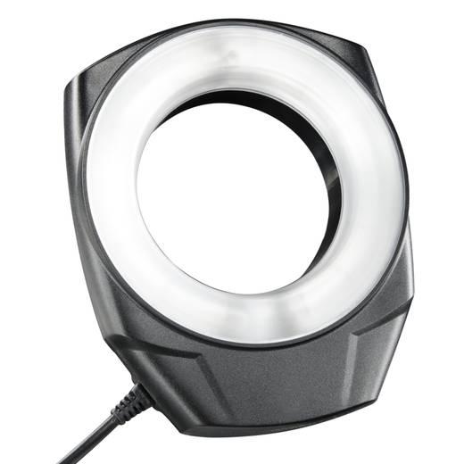 Ringblitz Walimex 18422 Leitzahl bei ISO 100/50 mm=10