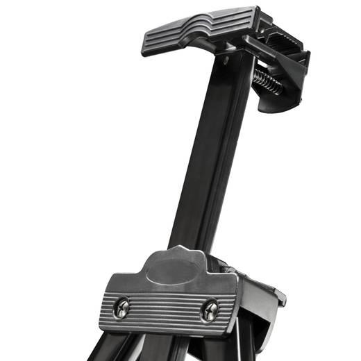 Atelierstaffelei Atelierstaffelei Arbeitshöhe=50 - 155 cm Schwarz inkl. Tasche