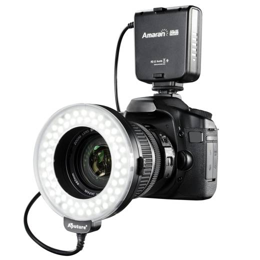 Aputure Amaran Halo Ringlicht AHL-N60 für Nikon