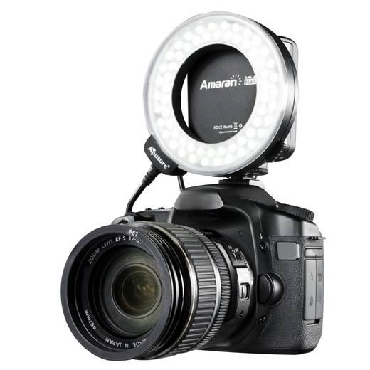 Ringlicht Aputure Amaran Halo Ringlicht AHL-C60 für Canon