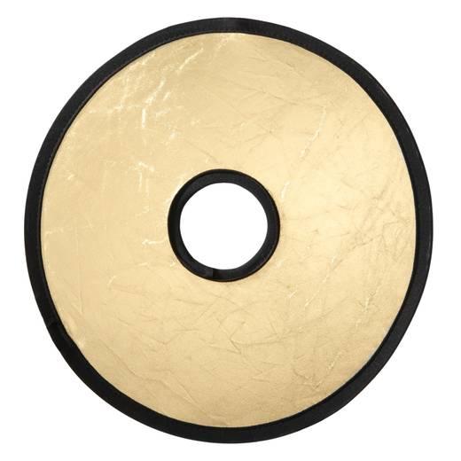 walimex Objektivreflektor silber/gold, Ø30cm 18577 Walimex