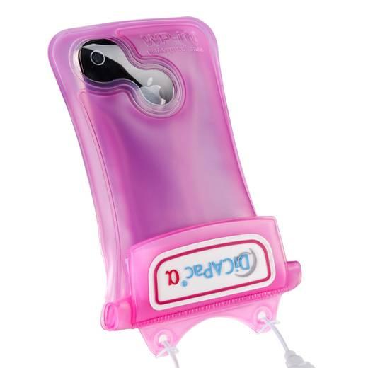 iPhone Outdoorcase DiCAPac WP-i10 Unterwassertasche , Pink