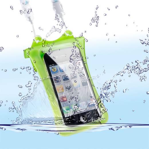 iPhone Outdoorcase DiCAPac WP-i10 Unterwassertasche , Grün