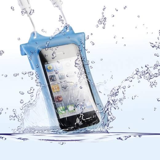 iPhone Outdoorcase DiCAPac WP-i10 Unterwassertasche , Blau