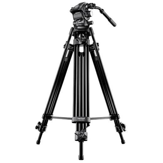 mantona Videostativ Dolomit 3300, 192cm Gewicht 5380 g