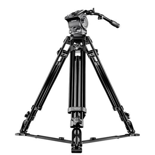 mantona Videostativ Dolomit 4000, 170cm Gewicht 10200 g