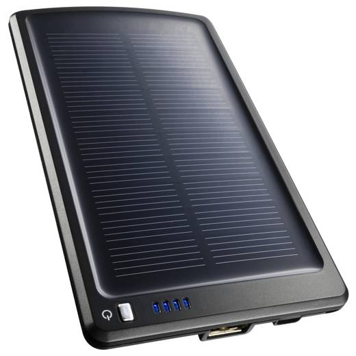 walimex pro Solarladegerät, Power Pack 3000 mAh 18650 Walimex Pro