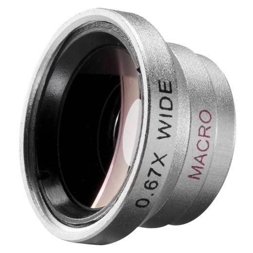 walimex Makro- und Weitwinkelobjektiv für iPhone