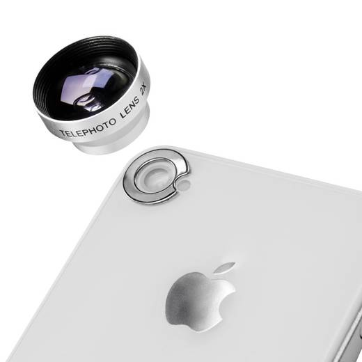 walimex Tele-Objektiv für iPhone 4/4S/5
