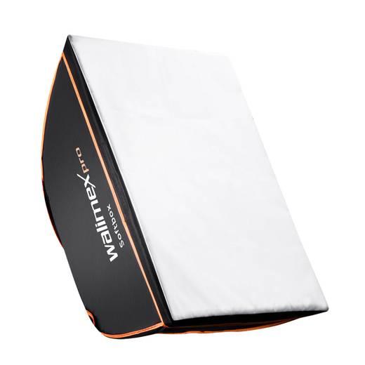Softbox Walimex Pro Orange Line (L x B x H) 27 x 50 x 70 cm 1 St.