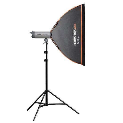 Softbox Walimex Pro Orange Line (L x B x H) 45.5 x 90 x 90 cm 1 St.