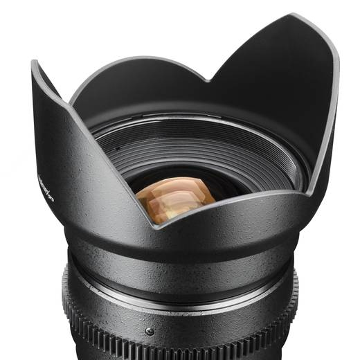 Weitwinkel-Objektiv Walimex Pro 24/1,5 VDSLR pour Sony f/1 - 1.5 24 mm