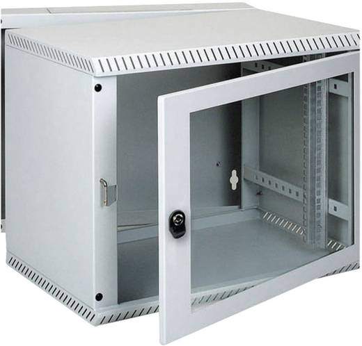 19 Zoll Wandgehäuse EFB Elektronik 691606 500 mm 6 HE Lichtgrau (RAL 7035)