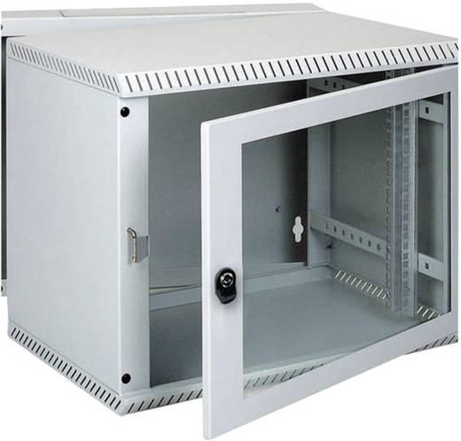 19 Zoll Wandgehäuse EFB Elektronik 691612 500 mm 12 HE Lichtgrau (RAL 7035)