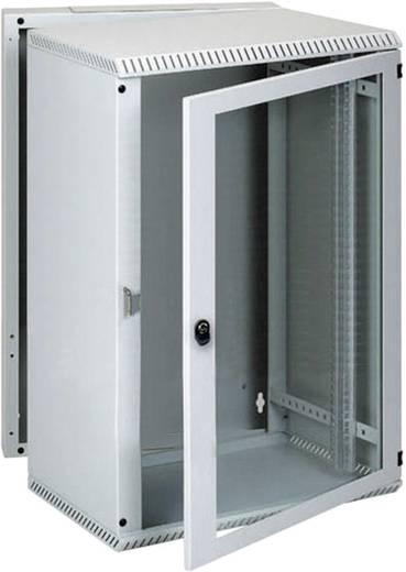 19 Zoll Wandgehäuse EFB Elektronik 691618 500 mm 18 HE Lichtgrau (RAL 7035)