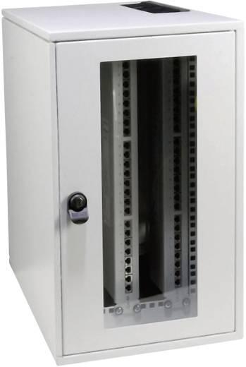 19 Zoll Wandgehäuse EFB Elektronik 691706V 5 HE Lichtgrau (RAL 7035)