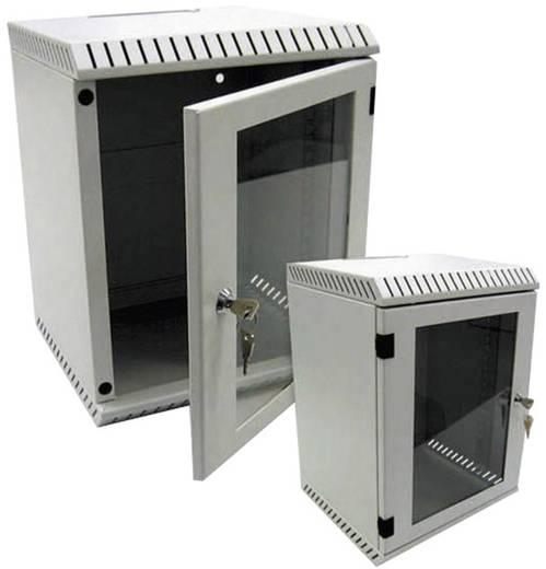 10 Zoll Netzwerkschrank EFB Elektronik 691804 4 HE Lichtgrau