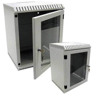 10 Zoll Netzwerkschrank EFB Elektronik 691805 9 HE Lichtgrau Preisvergleich