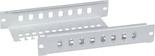 19 Zoll Netzwerkschrank-Frontblende 1 HE EFB Elektronik 691825 Grau