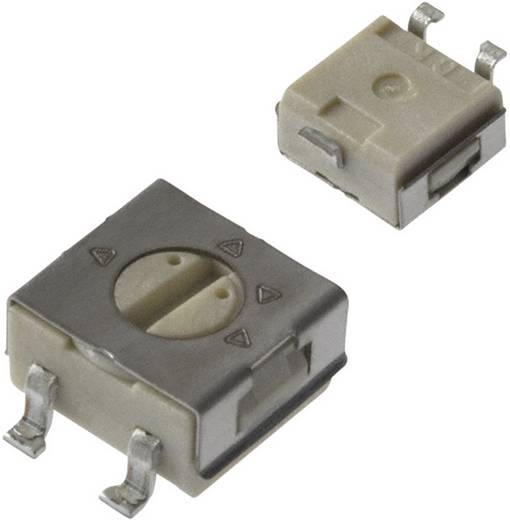 Trimmer 0.25 W 10 Ω 210 ° 210 ° Bourns 3314G-1-100E 1 St.