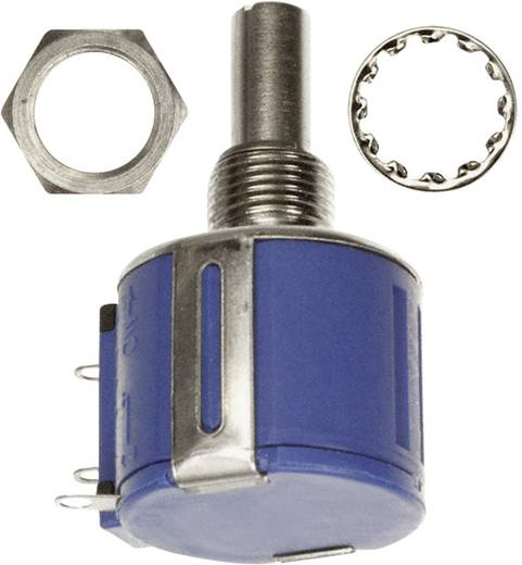 Präzisions-Potentiometer Mono 2 W 10 kΩ Bourns 3540S-1-103L 1 St.
