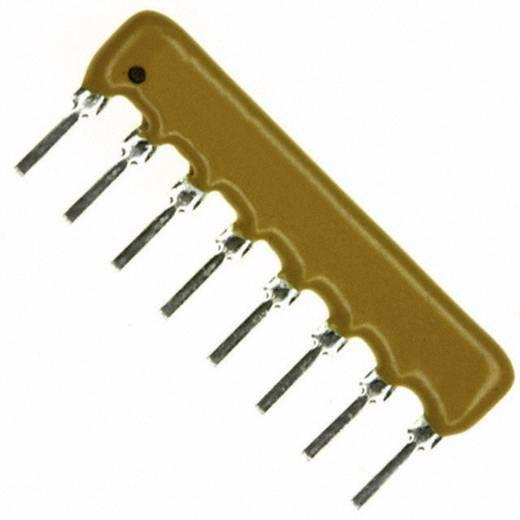 Widerstandsnetzwerk 3.3 kΩ radial bedrahtet SIP-8 0.3 W Bourns 4608X-102-332LF 1 St.
