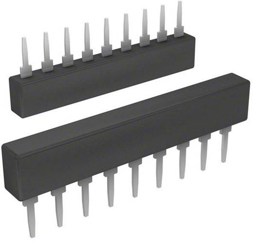 Widerstandsnetzwerk 330 Ω radial bedrahtet SIP-9 0.2 W Bourns 4609X-101-331LF 1 St.
