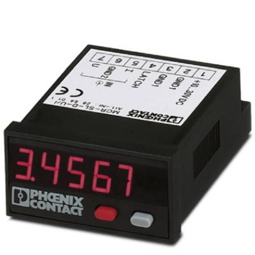 Phoenix Contact MCR-SL-D-U-I Digitalanzeige zur Messung und Anzeige von Normsignalen