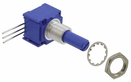 Dreh-Potentiometer abgedichtet Mono 2 W 10 kΩ Bourns 96A1A-B28-A15L 1 St.