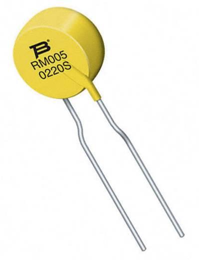 PTC-Sicherung Strom I(H) 0.05 A 240 V (L x B x H) 20.5 x 8.3 x 3.8 mm Bourns MF-RM005/240-2 1 St.