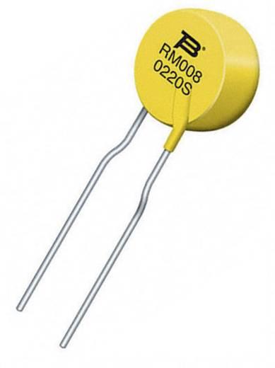 PTC-Sicherung Strom I(H) 0.08 A 240 V (L x B x H) 20.5 x 8.3 x 3.8 mm Bourns MF-RM008/240-2 1 St.