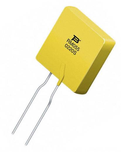 PTC-Sicherung Strom I(H) 0.55 A 240 V (L x B x H) 30 x 14 x 4.1 mm Bourns MF-RM055/240-2 1 St.