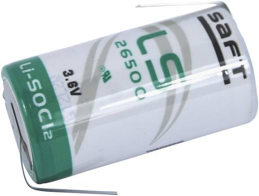 Spezial-Batterie Baby (C) Z-Lötfahne Lithium Saft LS 26500 HBG 3.6 V 7700 mAh 1 St.