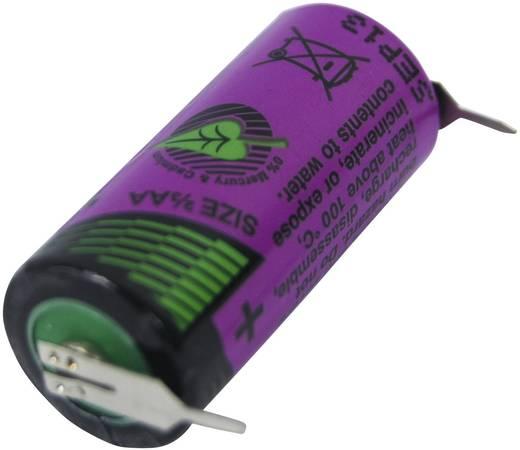 Spezial-Batterie 2/3 AA U-Lötpins Lithium Tadiran Batteries SL 761 PR 3.6 V 1500 mAh 1 St.