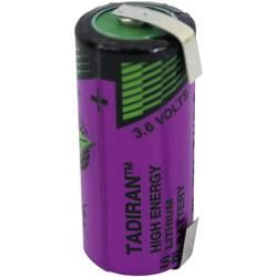 Špeciálny typ batérie 2/3 AA spájkovacia špička v tvare U lítiová, Tadiran Batteries SL 761 T, 1500 mAh, 3.6 V, 1 ks