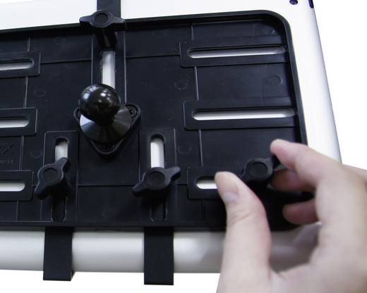 """Tablet-Halterung The Joyfactory Unite Wand/Schrankh. Passend für Marke: Universal 17,8 cm (7"""") - 29,5 cm (11,6"""")"""