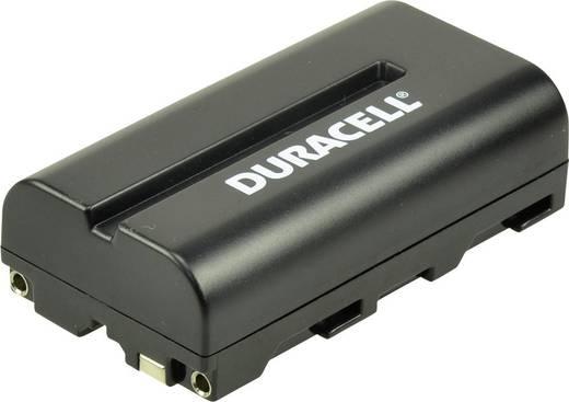 Kamera-Akku Duracell ersetzt Original-Akku NP-530 7.2 V 2200 mAh