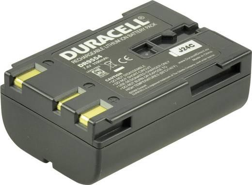 Kamera-Akku Duracell ersetzt Original-Akku BN-V416 7.4 V 1100 mAh